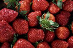 Deutsche Erdbeeren haben eine gute Qualität...