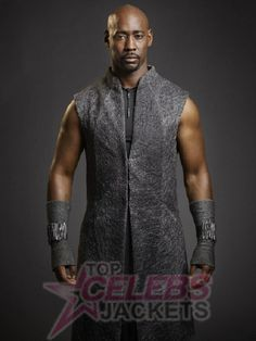 Buy Stylish Woodside Lucifer Amenadiel Gray Outfit