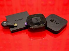 Roku vs. Apple TV vs. Chromecast vs. Amazon Fire TV: Which streamer should you buy?