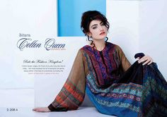 Cotton Queen Lawn Collection 2014 – 2nd Volume By Sitara Textile