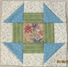 From Civil War Quilt blocks 2012