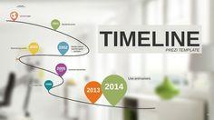 Timeline - Prezi Template