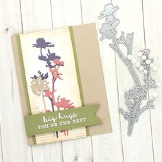 Tin holtz Wildflowers