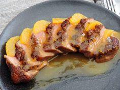 Canard ala orange oftewel eendenborstfilet in sinaasappelsaus, een klassieker uit de Franse keuken. Maak hem eens zelf in je eigen keuken.