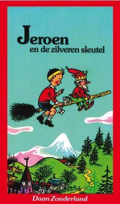"""Tip van de bibliotheekmedewerker: """"Daan Zonderland - Jeroen en de zilveren sleutel: een klassiek kinderboek (uit 1942) dat ik ontdekt heb via mijn oudste broer. Aanrader!"""""""