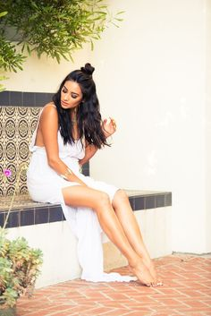 """""""I think [my style] is always changing. It's kind of eclectic, I'll go from bohemian, to hipster chic, to rocker or athletic, you know, it's always changing."""" http://www.thecoveteur.com/shay-mitchell-style/"""