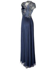 Stunning Embellished Back Gown