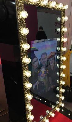 Magic Mirror Booth Essex