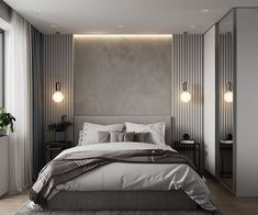 30 Minimalist Bedroom Decor Ideas that are Not Too much but Just Enough - Hike n. 30 Minimalist Bedroom Decor Ideas that are Not Too much but Just Enough - Hike n Dip decoration design Bedroom Layouts, Master Bedroom Layout, Master Suite, Bedroom Black, Dream Bedroom, Bedroom Small, Bedroom Colors, Bedroom Neutral, Bedroom Romantic
