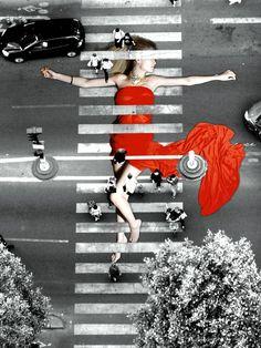Crosswalk *** by Soli Art