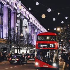 """""""#OxfordStreet lights by @romophoto  // #thisislondon"""""""