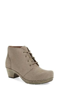 Dansko 'Meena' Lace-Up Bootie (Women)
