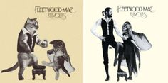Fleetwood Cat - Groomers --- Artist Uses Kittens to Recreate Classic Album Covers