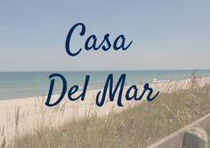 Casa Del Mar.Indialantic, FL. 1011 N. Miramar, Indialantic, FL