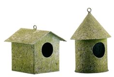 S/2 Birdhouses on One Kings Lane today