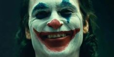 """Director Todd Phillips shared a """"camera test"""" video of Joaquin Phoenix wearing clown makeup as The Joker for their upcoming origin movie of the DC villain. """"Joker"""" is slated to hit theaters in October Joker Clown, New Joker Movie, Le Joker Batman, The Joker, Joker Film, Le Clown, Joker And Harley Quinn, Gotham Batman, Phoenix Wallpaper"""