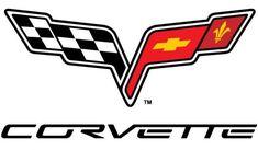 Printable Corvette Logo