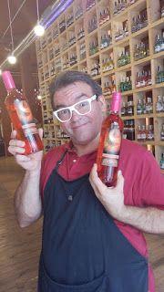 vino e ilusión en el blog de la Vinatería Yáñez: Garnacha del cierzo rosado, pleno de fruta!!!