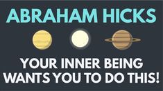 Abraham Hicks Quotes, How To Manifest, Law Of Attraction, Affirmations, The Creator, Wisdom, Spiritual, Abundance, Youtube