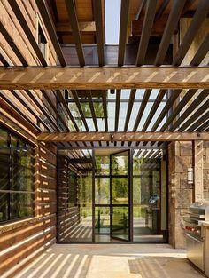 ODR Residence by Carney Logan Burke Architects