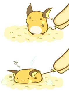 Find images and videos about anime, kawaii and pokemon on We Heart It - the app to get lost in what you love. Pokemon Gif, Pokemon Comics, Pokemon Memes, Mega Pokemon, Pokemon Funny, Pokemon Fan Art, Anime Chibi, Kawaii Anime, Pikachu Raichu