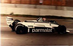 1982 Brabham BT49D - Ford (Nelson Piquet)