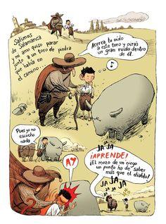 Enrique Lorenzo: ilustración y cómic: septiembre 2010