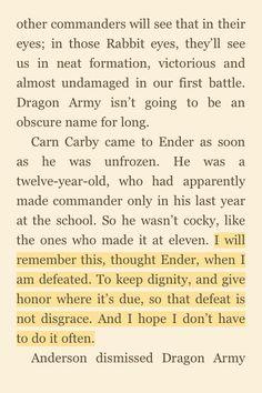 Ender's Game ~ Orson Scott Card