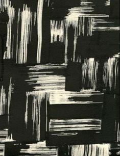 Textural by textile designer Luli Sanchez. via the designer's site