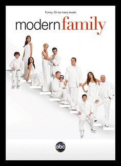Quadro Poster Series Modern Family 8 - Decor10