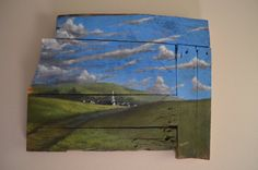 Nestled in the Valley by AlmaBoheme on Etsy