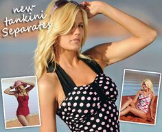 Jen Clothing - modest tankini swimwear separates