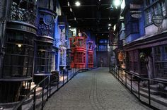 Studio Harry Potter- time to go to London now please!!!!