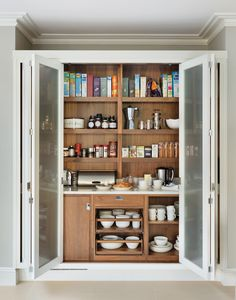Pantry work station