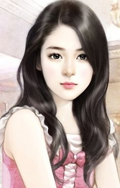 Chinese painting girl intense look the world of the grayling chinese girl y voltagebd Image collections