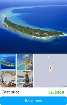 Kuramathi (Rasdhu Atoll, Maldives) – Book this hotel at the cheapest price on sefibo.