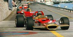 Grand Prix de Monaco F1 de 1970 à 1979