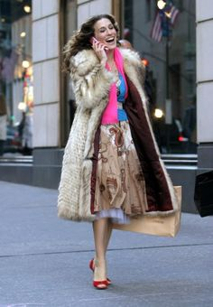 What do Carrie Bradshaw and the comeback of the flip phone have in common? Click on the photo to read more.