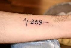 269 vegan tattoo