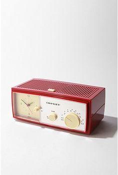 Crosley Alarm Clock Radio