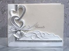 Wedding Bells Guest Book Wedding Set * More info could be found at the image url.-It is an affiliate link to Amazon. #WeddingGuestBook