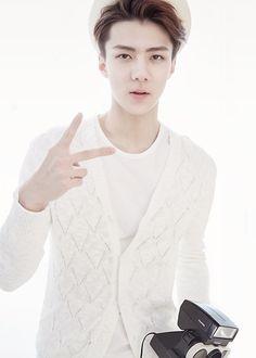 sehun, exo, and exo-k resmi