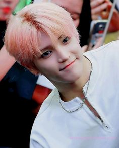 #Taeyong's smile is the best #NCT #SMBoysGeneration