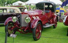 1913 Mercedes 90 HP