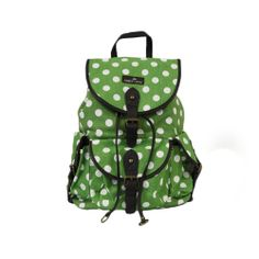 Social Butterfly Backpack from Abbey Lou Bags.
