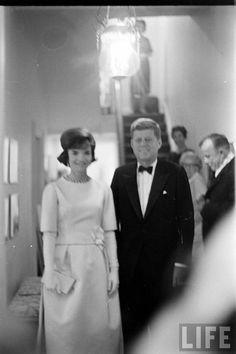 Pre Inauguration Date taken:1961 Photographer:Paul Schutzer