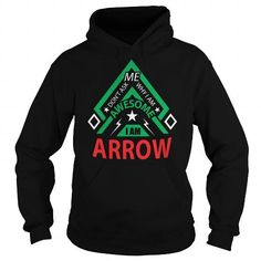 T-shirts ARROW-the-awesome Fashion Hot trend 2018