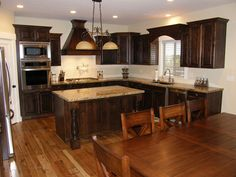 Kitchen | Lewis Custom Woodwork | Custom Cabinets | Northern Utah