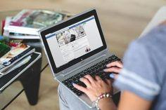 Como remover a barra lateral do Facebook. #facebook