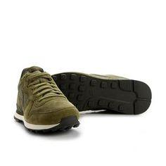 hot sale online 2274c 90d0b Nike Internationalist Premium Shoes Olive Flak Dark Loden Cashmere - Men  Nike Internationalist Shoes Latest